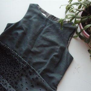 Maggy London | Leopard Print Sheath Dress